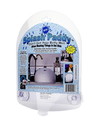 Splash Paddy Original Clear Splash Guard