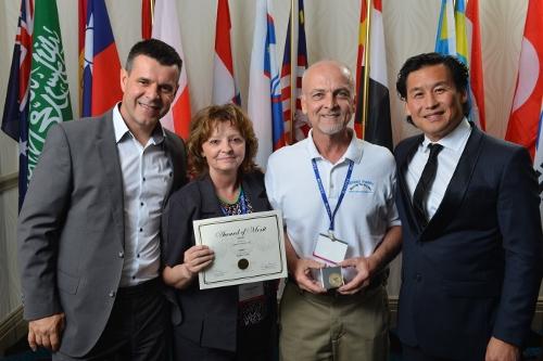 Splash Paddy Wins Award